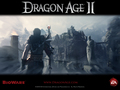 Dragon Age II - dragon-age-origins wallpaper