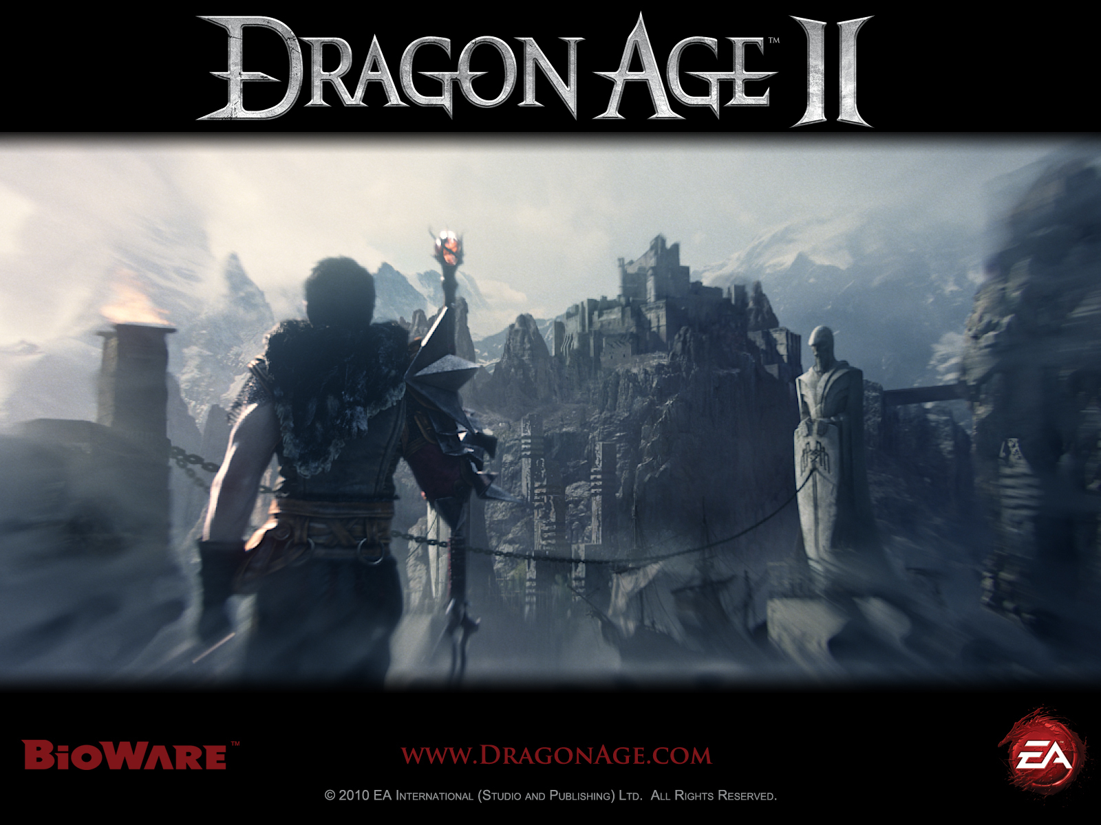 Dragon Age II - Dragon Age: Origins Wallpaper (16705109) - Fanpop