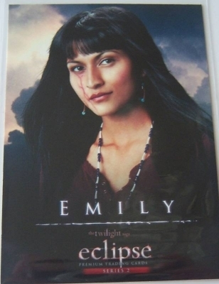 Eclipse Trading Cards Series 2
