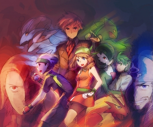 Pokemon Hoenn Club Images Emerald Hd Wallpaper And