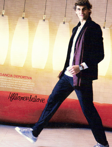 "Fernando Llorente ""DOM"" Magazine (11/10/09)"
