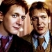 Fred and George <3