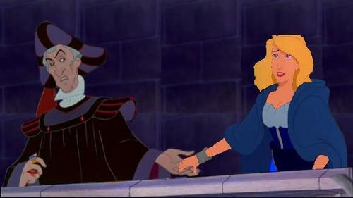 Frollo and Odette