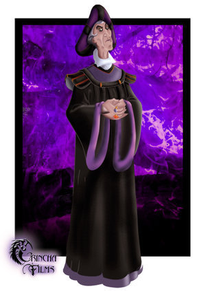 frollo disney 