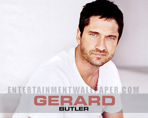 Gerard Butler wallpaper with a portrait entitled Gerard Butler