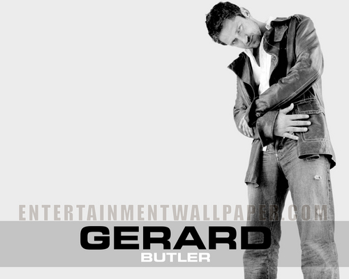Gerard Butler wallpaper called Gerard Butler