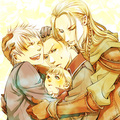 Germany's family - hetalia photo