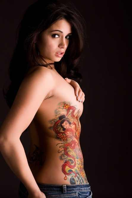 Tattoos Girl Tattoos