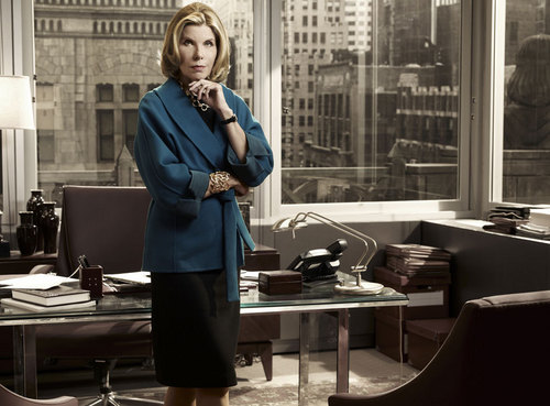 HQ - Season 2 Photoshoot - Diane Lockhart
