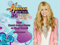 Hannah Montana Forever EXCLUSIVE disney wallpaper oleh dj !!!