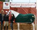 Horse champ Noah
