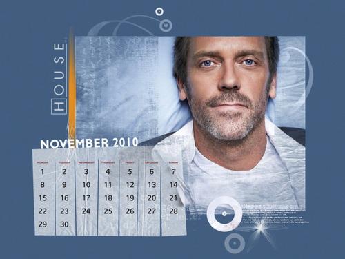 Hugh | House in November