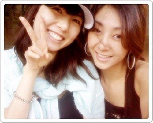 hyuna & G.NA