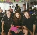 Ian/Nina @ Port Douglas!