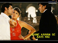 Jaane Kahan Se Aayi Hai - bollywood wallpaper