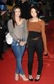 Kat & Meg @ Jackass 3D UK Film Premiere (November 2)