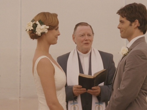 "James Marsden in ""27 Dresses"" - james-marsden Screencap"