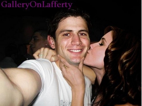 James rare pictures!