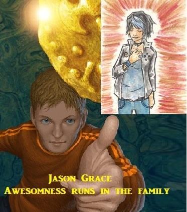 Jason's family