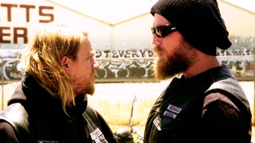 Jax & Opie - sons-of-anarchy Photo