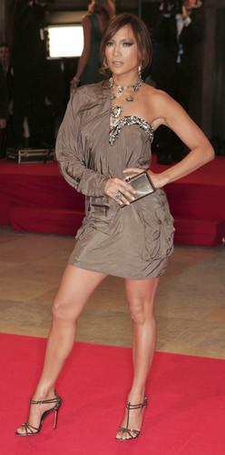 Jennifer Lopez-Echo 음악 Awards in Berlin