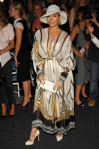 Jennifer Lopez at Just Cavalli Flagship Launch Party,NY,2007