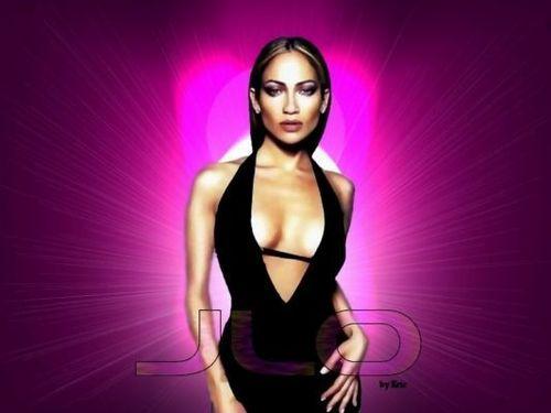 Jennifer Lopez wallpaper possibly containing a leotard entitled Jennifer Lopez