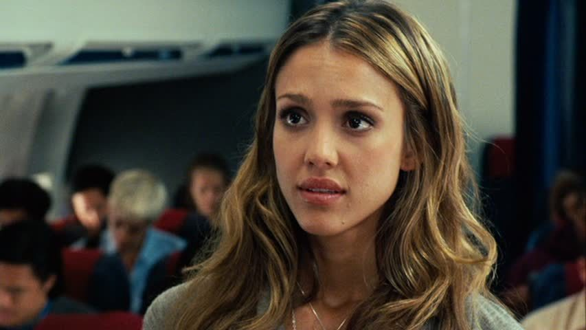 Jessica in Good Luck Chuck jessica alba 16721786 853 480 Beauty Boot Camp for Teens