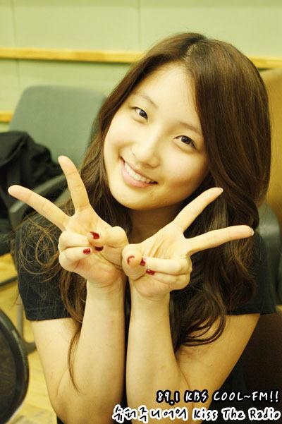 Jihyun without make-up