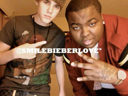 Justin Bieber & Sean Kingston