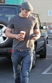 Kellan Lutz - Candid (LA) - twilight-series photo