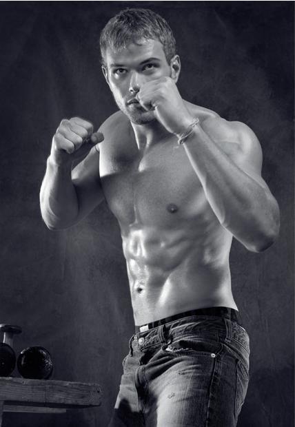 Kellan Lutz Spanish Men's Health Outtakes