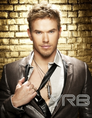 Kellan Lutz in YRB Magazine