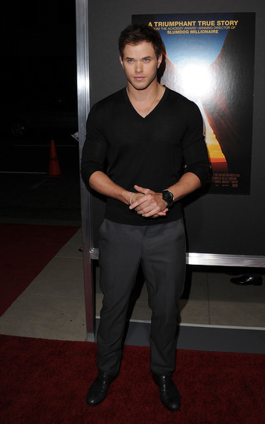 """Kellan @ Premiere Of vos, fox Searchlight Pictures' """"127 Hours"""""""