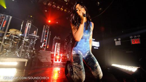 Kelly Rowland on Walmart Soundcheck