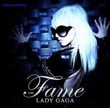Lady Gaga Album Cover