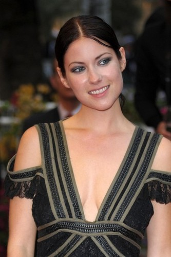Laura @ Bright star, sterne Premiere - Cannes Film Festival 2009