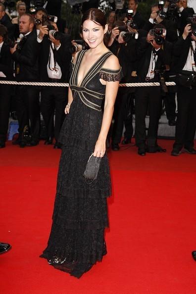 Laura @ Bright étoile, star Premiere - Cannes Film Festival 2009