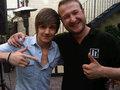 Liam wiv his shaggie hair :) x
