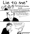 Lie to me miniadventures 1st
