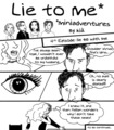 Lie to me miniadventures 4th - lie-to-me fan art