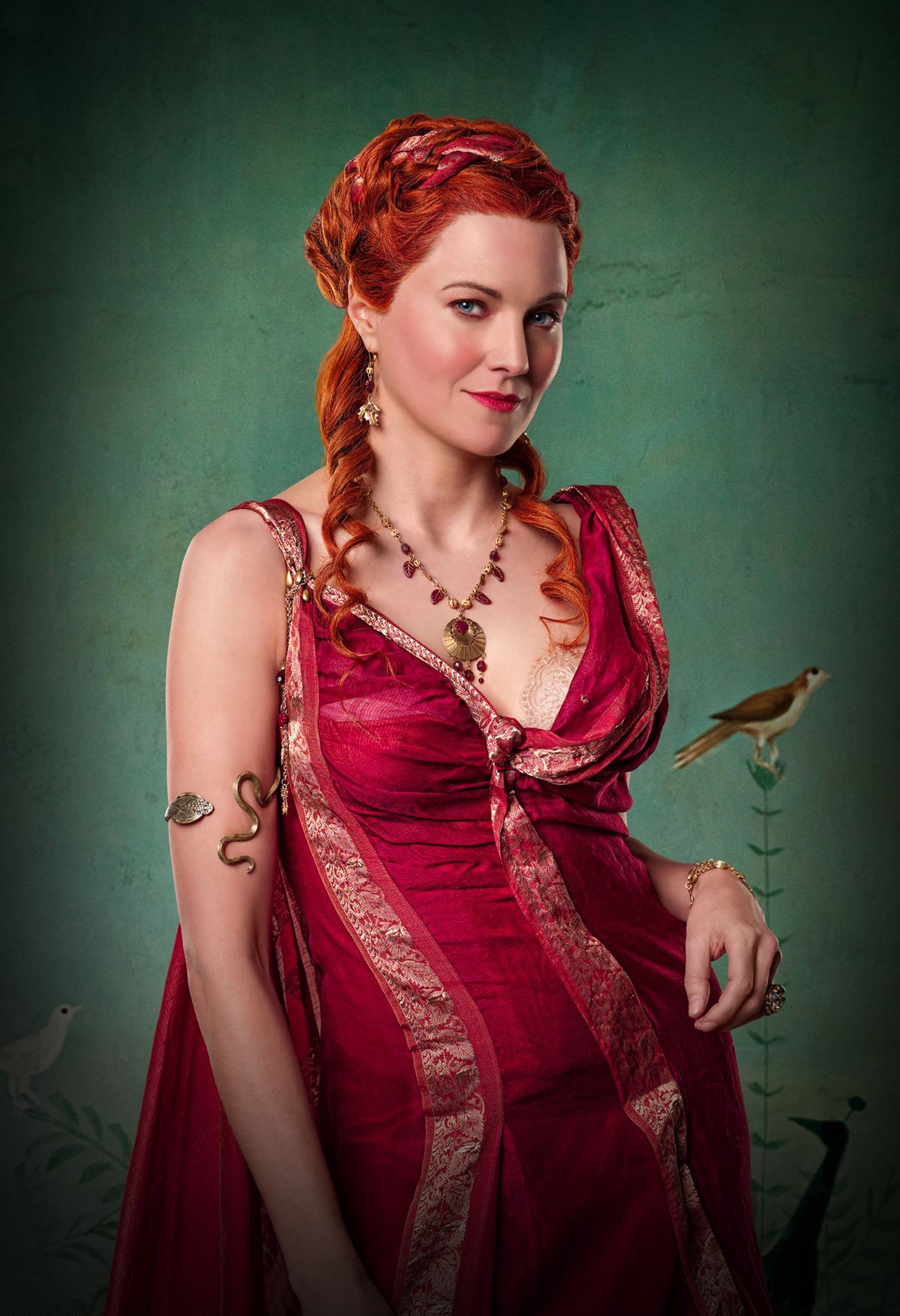 Lucretia - Spartacus: Blood & Sand Photo (16799779) - Fanpop