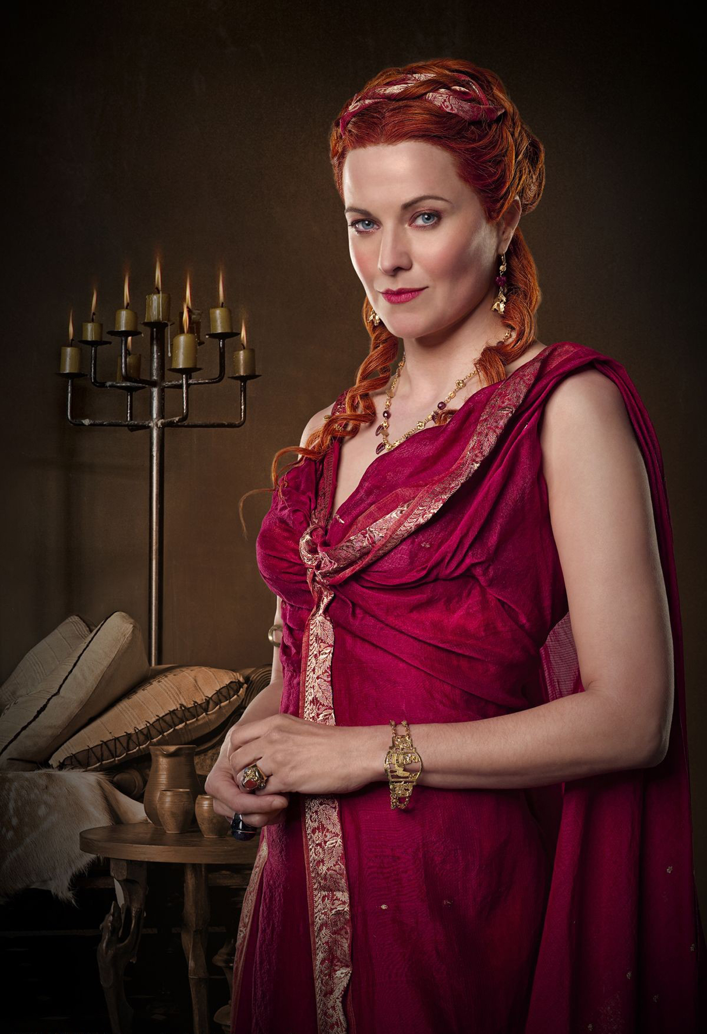 Lucretia - Spartacus: Blood & Sand Photo (16799780) - Fanpop