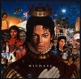 MICHAEL album cover