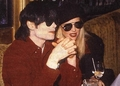 MJ and Karen - michael-jackson photo