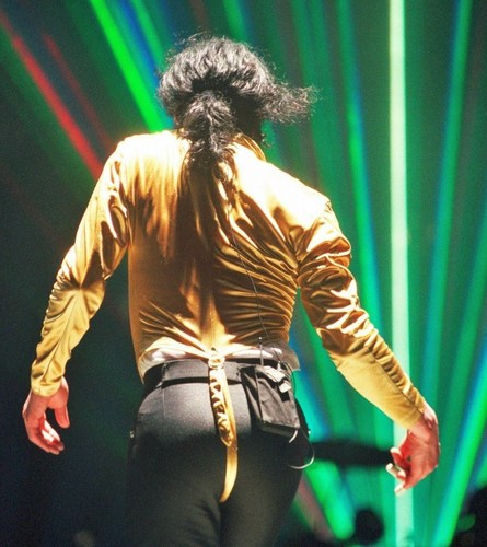 MJ from the back !!