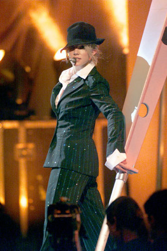 MTV Video Musica Awards,NY,September 2000