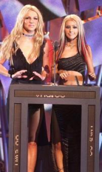 MTV Video Музыка Awards,NY,September 2000