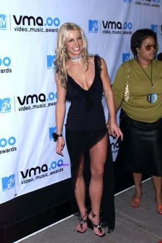 MTV Video Music Awards,NY,September 2000