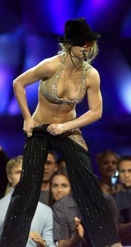MTV Video muziek Awards,NY,September 2000